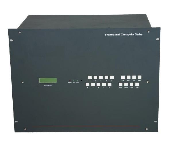 产品系列: av96系列音视频信号切换矩阵